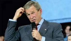 Bush OCnfused