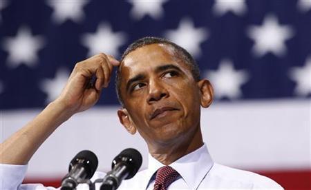 Obama OCnfused